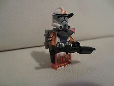 Lego Star Wars  ARC Trooper WAXER Boilb 212 Clone Minifigure Cody 75036 75013