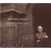 Richard Goode - Johann Sebastian Bach: Partitas Nos. 1, 3 & 6 (2003){CD Album}