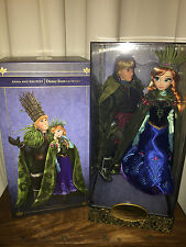 Disney Fairytale Designer Collection Limited Edition Frozen Anna & Kristoff Doll