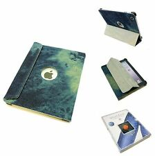 Denim covered iPad Case for iPad 2 / 3 / 4 Smart Zone Protective Case and Stand
