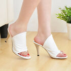 New Fashion Stiletto Sandals Women Flip-flop High Heel Sexy Pump Shoes Lady Ca