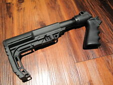 Mesa + MFT Tactical MINIMALIST pardner Pump 12 gau Pistol Grip 6 Position Stock