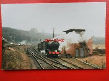 PHOTO  LNER CLASS J38 LOCO NO 65914 AT KINREIL COLLERY 11/4/66