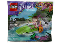 Lego FRIENDS Jet Ski Power Boat #30115 Building Toy Set