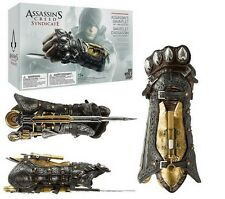 ASSASSIN´S CREED SYNDICATE KENWAY HOJA OCULTA - HIDDEN BLADE 1:1 IN BOX GOLD
