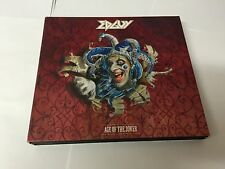 Age of the Joker 2011 by Edguy 2 CD SET - MINT 0727361271442