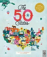 The 50 States : Explore the U.S.A. with 50 Fact-Filled Maps! by Gabrielle...