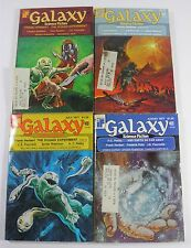 GALAXY SCI-FI DIGEST COMPLETE DOSADI EXPERIMENT FRANK HERBERT SERIAL MAY-AUG '77