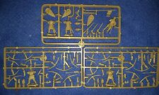 Conquest Medieval archer command sprues 28mm Dark ages