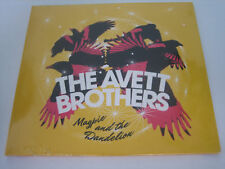 THE AVETT BROTHERS - MAGPIE AND THE DANDELION - CD  - NEU + ORIGINAL VERPACKT!