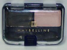 1 Maybelline New York Expert Eyes Soft Matte Eye Shadow Duo MIDNIGHT MOON HTF