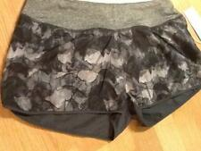 MPG Mondetta Running Workout Fitness  2 in 1 Shorts w/  Inner Compression L *NWT