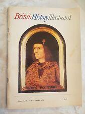 BRITISH HISTORY ILLUSTRATED - OCT October VOL. 1 # 4 - 1974