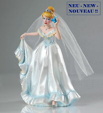 "DISNEY SHOWCASE COLLECTION - Skulptur - ""CINDERELLA - WEDDING"" - 4045443 NEU !!!"