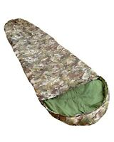 BTP Alternative to MTP Multicam Sleeping Bag Military Adult Camo Army Camping