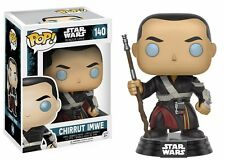"STAR WARS ROGUE UNO CHIRRUT IMWE 3.75"" POP VINYL FIGURA FUNKO VENDEDOR GB"