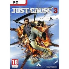 Just Cause 3 PC Full Digital Game - STEAM DOWNLOAD KEY