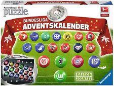 Ravensburger * 3d rompecabezas/rompecabezas pelota * liga calendario de Adviento * nuevo + embalaje original