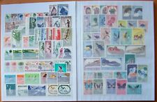COMPLETE COLLECTION OF PAPUA NEW GUINEA MINT STAMPS