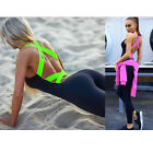 New Women Stretch Jumpsuit Sports Wear Pants /Training/Gym/Running/Yoga Leggings