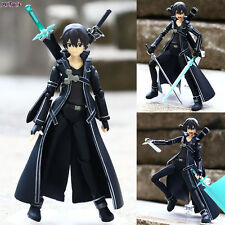 Sword Art Online Kirito Anime Manga Figuren Set H:15cm Neu