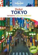 Oct 2013 Lonely Planet Pocket Tokyo by Rebecca Milner, Lonely Planet