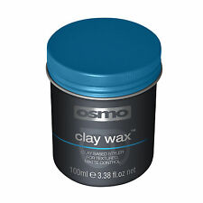 Clay Wax By OSMO For Styling Hair Matte Finish