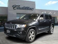Jeep : Grand Cherokee 4X4 4dr Over