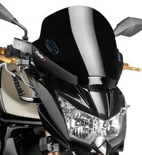 Puig fly screen SE Yamaha FZ1/ FZ6/ FZ6 S2/ FZ8 windscreen black