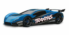 TRAXXAS 64077-3 XO-1 1/7 SCALE 100+SUPERCAR TQI w/BLUETOOTH TSM RED 782