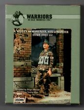 WARRIORS SCALE MODELS 35086 - WAFFEN SS SOLVENIAN STRAZMOJSTER - 1/35 RESIN KIT