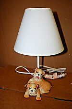 BULL DOG Continental Creations #1010 TABLE LAMP (#M4168)