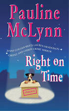 Right on Time by Pauline McLynn (Paperback, 2003) VGC...Free Post  9780747267812