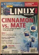 Linux Pro Magazine Cinnamon Vs Mate Rhel 7 GPS Tools Sept 2014 FREE SHIPPING!