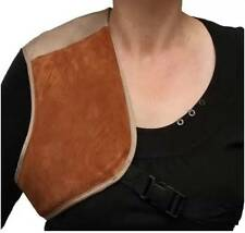 New Recoil Pad Shoulder Shield Slipon Shooting Protection Brown Hunting Slip On