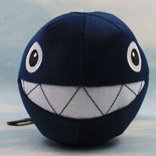 New Super Mario Brothers Plush Doll 9in Chain Chomp Stuffed Toy