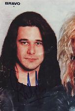 Gilby Clarke Originalautogramm - Guns N' Roses