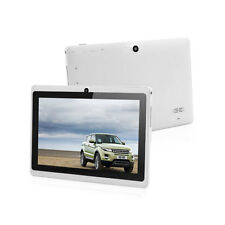 "7"" 8GB White Tablet PC Google Android 4.2 A23 1.5GHz Dual Core Dual Camera WI-FI"