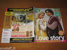TV SORRISI CANZONI=2006/42=MARTINA STELLA=RICCARDO SCAMARCIO=LUCA ZINGARETTI=
