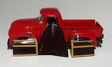 1956 FORD PICKUP WEATHERED  with a load of AUTO PARTS 1:43 O scale On30 On3