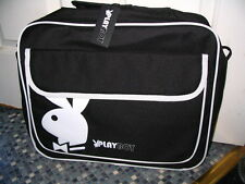 PLAYBOY BLACK LAPTOP BAG BUNNY HEAD  BRAND NEW RRP £49.00