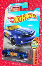 2016 Hot Wheels CHEVY CAMARO CONCEPT  #23 Digital Circuit BHX16-D9SP SPRING