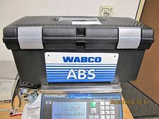 Truck & Trailer ABS & Brake Pressure Tester Test Kit Meritor Wabco [C7F]