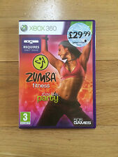 Zumba fitness join the party pour Xbox 360