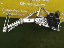 VAUXHALL ASTRA 98-05 MK4 (G) DRIVER SIDE FRONT WINDOW REGULATOR & MOTOR