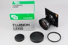 【A- Mint】 Fujifilm FUJINON T 300mm f/8 Lens w/Box, Linhof Board From JAPAN #2045