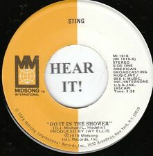 Sting 70s SOUL 45 (Midsong 1010) Do it in the Summer/Theme from Brat  M-