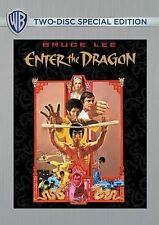 ENTER THE DRAGON/Bruce Lee/NEW 2 DISC DVD w/SLEEVE/BUY ANY 4 ITEMS  SHIP FREE