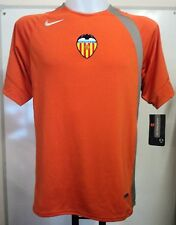 VALENCIA ORANGE TRAINING SHIRT BY NIKE SIZE XL BRAND NEW WITH TAGS