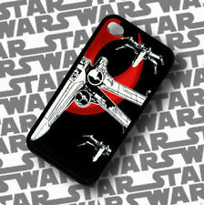 86Hero x Star Wars iphone 4 / 4S Classic Case ~ X-Wing 1pc Unopened
